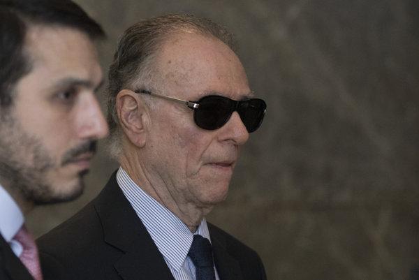 Prezidenta Brazílskeho olympijského výboru Carlosa Nuzmana zatkli uprostred vyšetrovania prípadu kupovania hlasov.