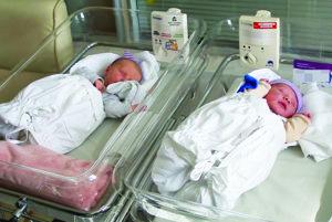 Podložka sa nachádza pod matracom dieťatka. Je prepojená s monitorom.