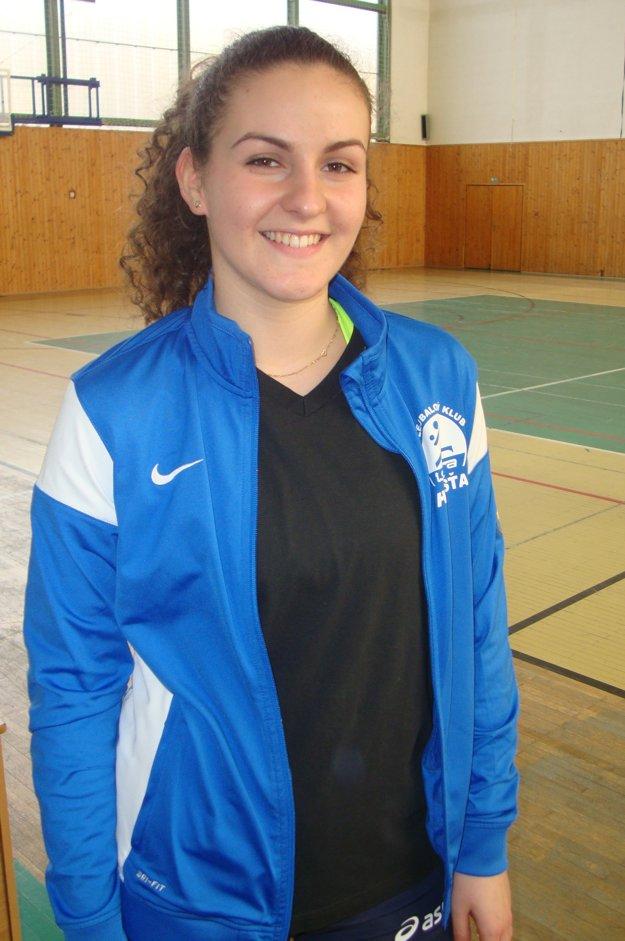 Romana Antalová by mala patriť k líderkám tímu.