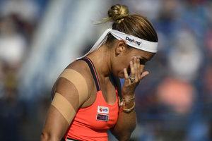 Dominika Cibulková si už v tomto roku súťažne nezahrá.
