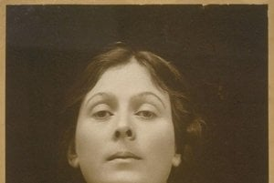 Portrét Isadory Duncanovej 1912