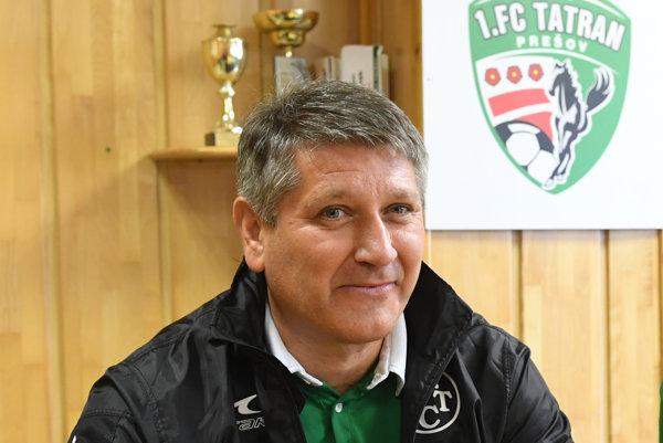 Sergij Kovalec začína svoje druhé pôsobenie v Prešove.