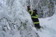 Pomáhať museli aj hasiči.