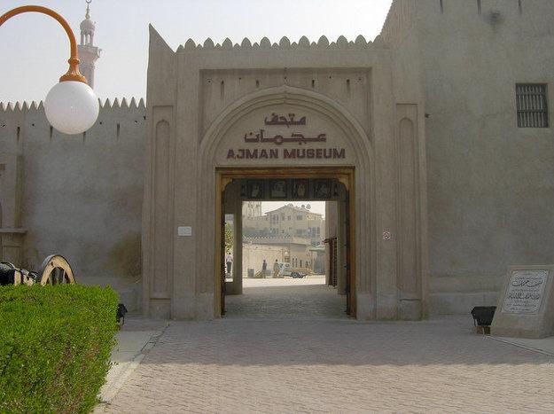 Zaujímavý je aj emirát Ajman.