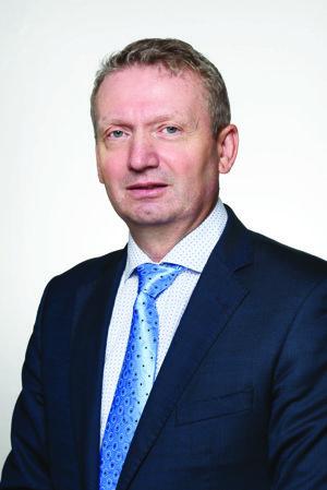 Martin Pitorák, viceprezident pre Ľudské zdroje U. S. Steel Košice.