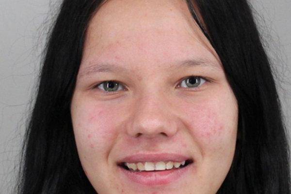 Polícia pátra po nezvestnej 15-ročnej Andrei Kristínkovej.