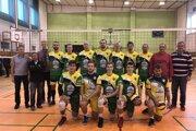 Volejbalisti VO AC UNIZA Žilin sú nováčikom prvej ligy.