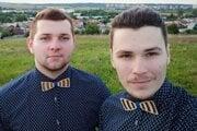 Roman Lorinčík a Ladislav Dudok (vpravo) - LOUDBLADES