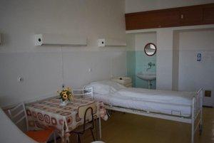 Gynekologicko-pôrodnícke oddelenie trebišovskej nemocnice.