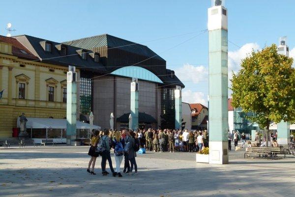 Odborné sympózium sa konalo v martinskom divadle.