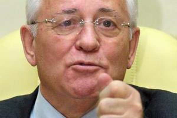 Michail Gorbačov oslavuje osemdesiatku.