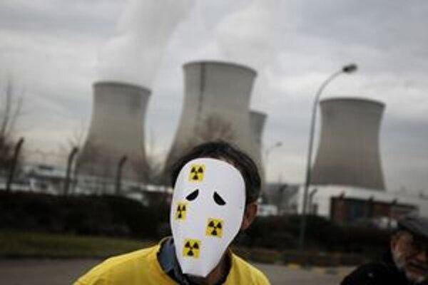 Po havárii v Japonsku vzrástli protesty aktivistov proti jadrovým elektrárňam.