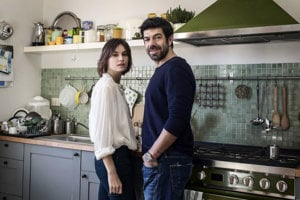 Manželka a manžel, talianska komédia.