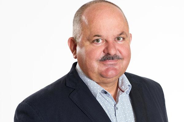Peter Kašuba, kandidát na poslanca VÚC ŽSK vo volebnom obvode Martin.