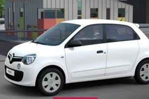 Najlacnejším autom s motorom vzadu je Renault Twingo s cenou od 7 990 eur.
