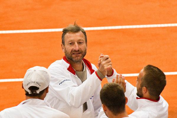 Miloslav Mečíř pôsobil pri tíme 24 rokov.