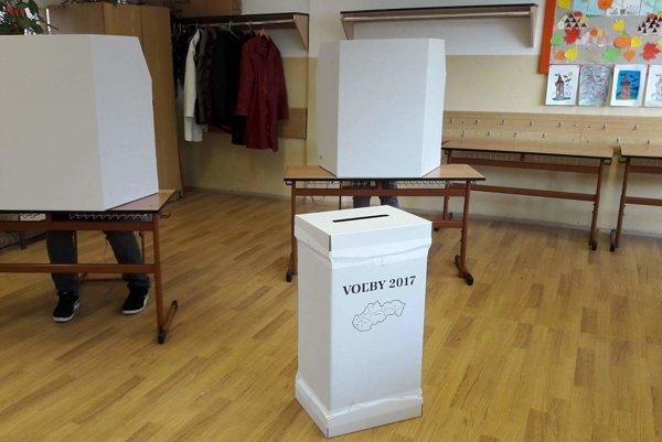 Volebná účasť sa javí byť v Trnave vyššia.