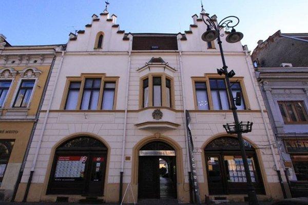 Výstavu otvoria 7. novembra o 17- hodine v priestoroch východoslovenskej galérie na Alžbetinej ulici.