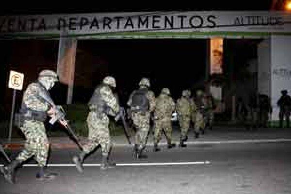 Pri tejto prestrelke s príslušníkmi námorných síl v decembri 2009 zahynul údajný šéf mexického drogového kartelu Arturo Beltran Leyva.