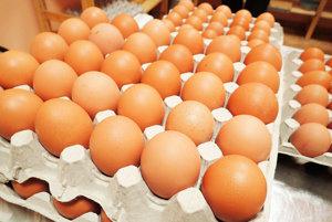 vajcia sú dôležitou súčasťou nášho jedálnička.