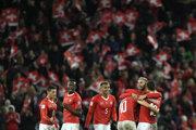 Hráči Švajčiarska sa štvrtýkrát po sebe prebojovali na svetový šampionát.