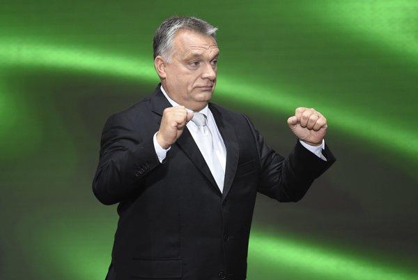 Fidesz premiéra Viktora Orbána je pred voľbami favoritom.