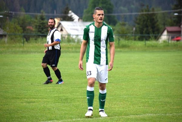 Roland Šmahajčík, tréner FK Tatran Turzovka.