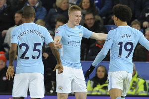 Hráči Manchestru City nezaváhali.