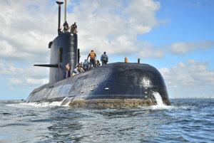 Ponorka ARA San Juan sa neozýva už od stredy.