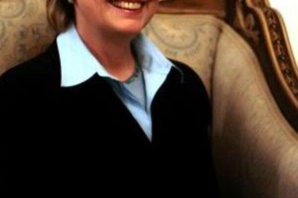 Americká senátorka Hillary Rodham Clintonová.