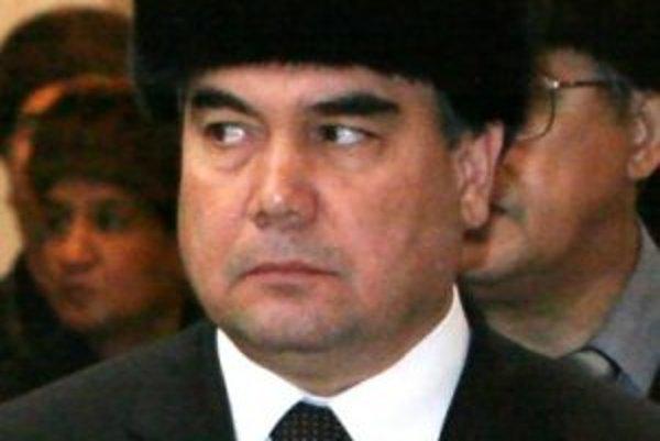 Gurbangulij Berdymuchamedov