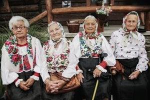 Kultúra, tradície a história - 2. miesto: Magdaléna Koleničová – Staré matere (XIV. ročník slávností obce Jarabina)