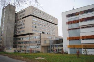 Fakultná nemocnica s poliklinikou J. A. Reimana v Prešove.