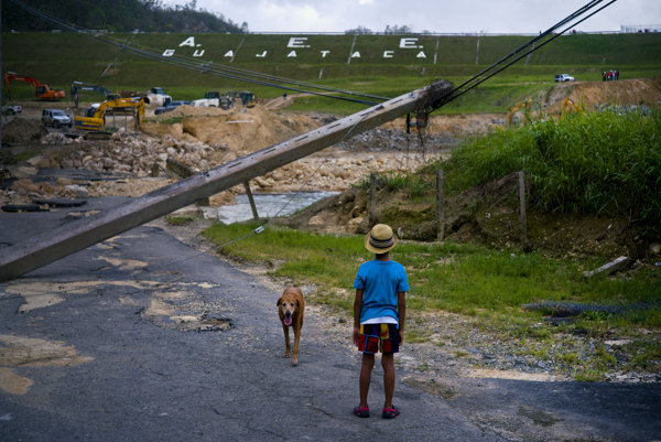 V Portoriku sa po hurikáne rozmohol zločin.