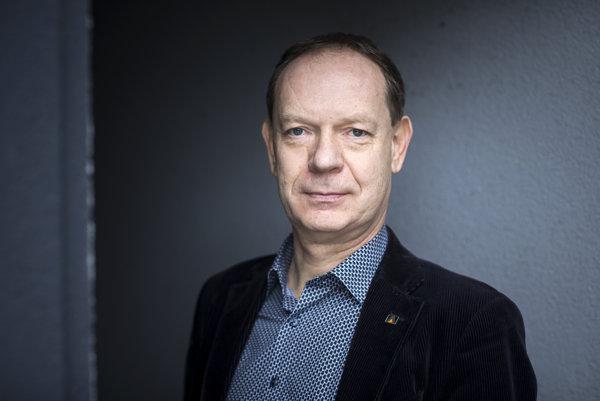 Martin Bakoš.