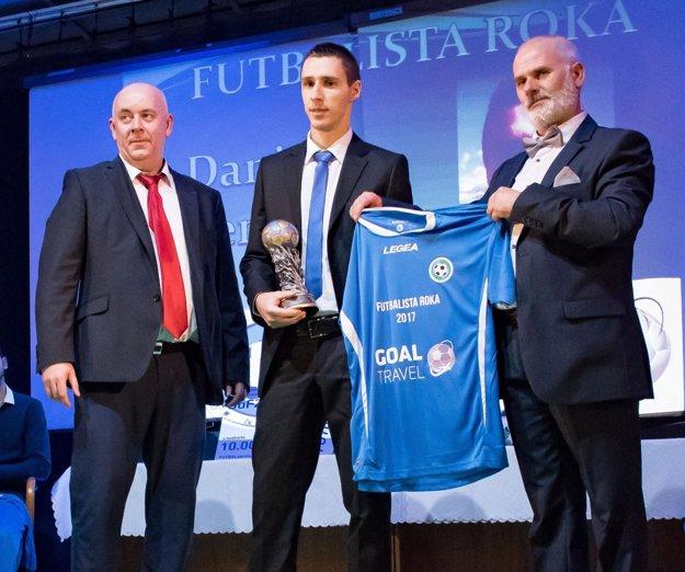 Futbalistom roka sa stal Daniel Drienovský.