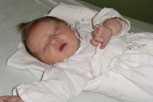 Sofia Špiriaková - Prvým slniečkom v rodinke Lenky a Miroslava z Nesluše je od soboty  11. novembra prvorodená  dcérka  Sofia Špiriaková (3550 g, 52 cm). Meno Sofia je gréckeho pôvodu a v preklade  znamená múdrosť.