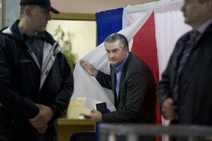 Krymský premiér Aksionov