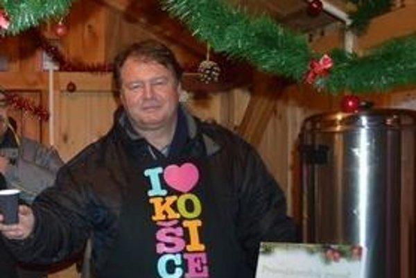 Ľubomír Grega. Naposledy mu dovolil Raši čapovať primátorský punč v roku 2014.