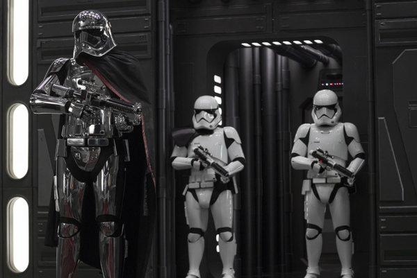 Z filmu Poslední Jediovia.