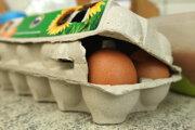 Výrazný podiel na raste cien majú rastúce ceny vajec.