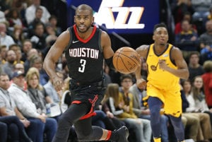 Basketbalisti Houstonu porazili Utah.
