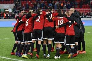 Futbalisti Trnavy sa radujú z toho, že sú jesennými lídrami.