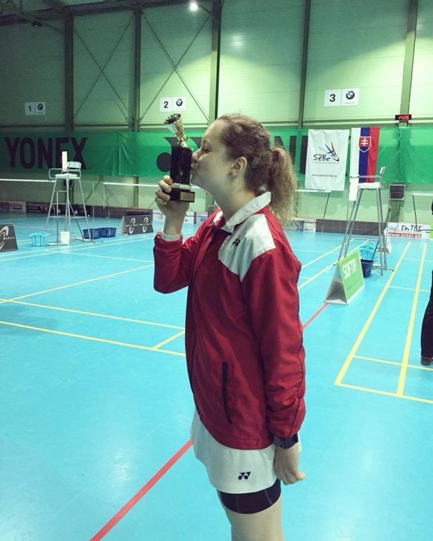 Martina Repiská štvrtýkrát po sebe slovenskou šampiónkou