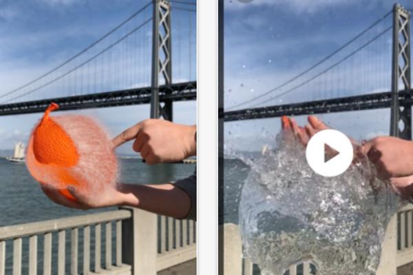 V appke Srubbies vytvoríte videá v slučke vo vlastnej réžii.