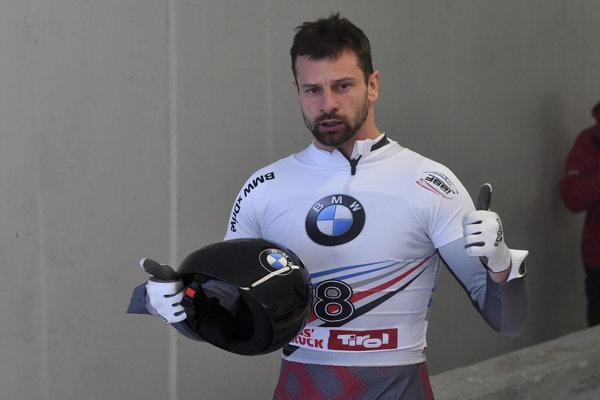 Lotyš Martins Dukurs sa stal víťazom SP v Innsbrucku.