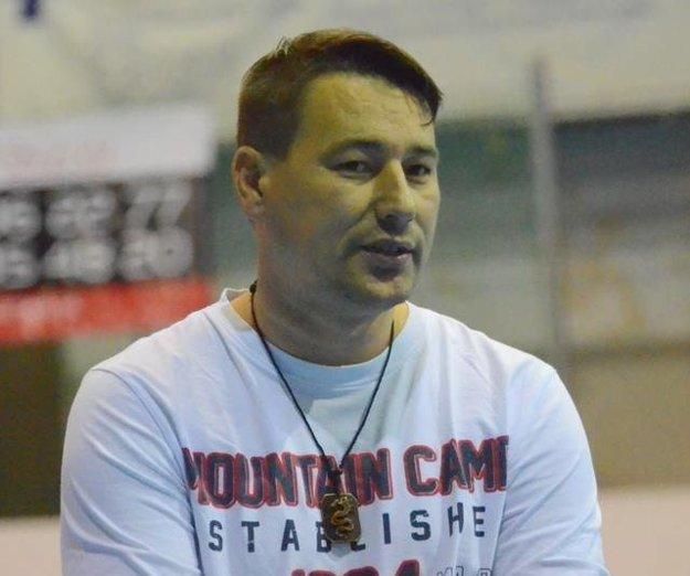 Milan Štrbák.