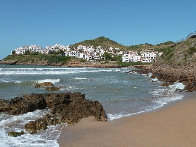 Menorka, Španielsko.
