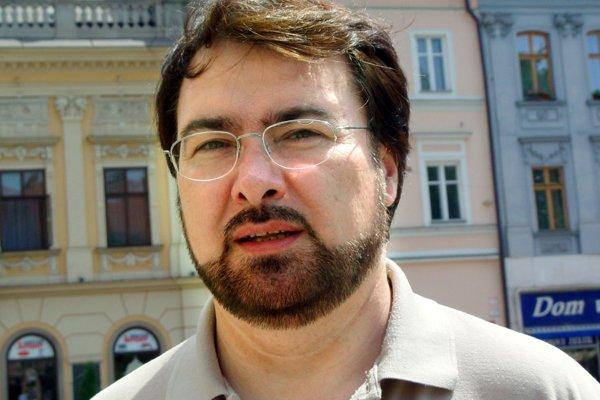 Jaroslav Dvorský.