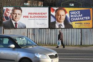 Víťazom druhého kola prezidentských volieb a novým slovenským prezidentom sa stal Andrej Kiska, ktorého volilo 59,38 percenta ľudí. Jeho protikandidát Robert Fico získal podporu 40,61 percenta voličov.